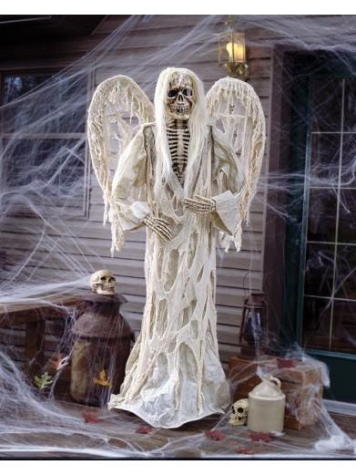 Фигура погибшего ангела 180 см