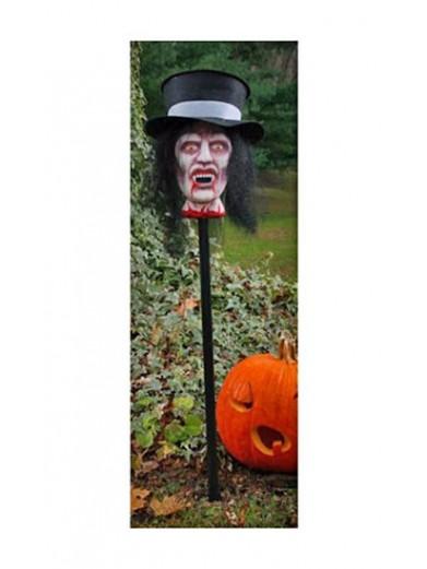 Голова жениха-вампира 85 см