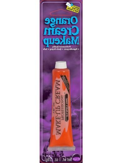 Грим для макияжа оранжевый