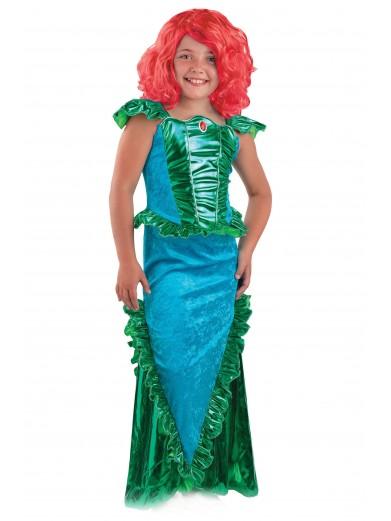 Карнавальный костюм русалочки