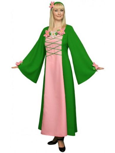 Карнавальный костюм Весны на Масленицу