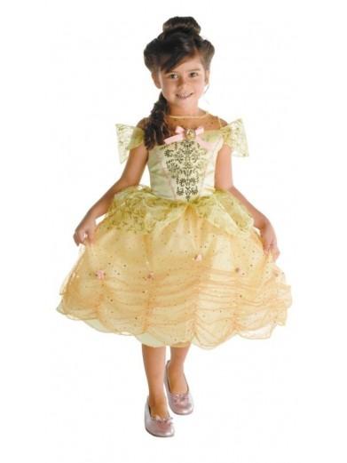 Классическое платье принцессы Бэлль фото