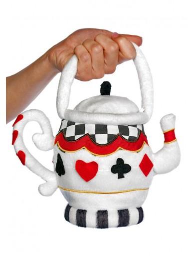 Кошелек в виде чайника