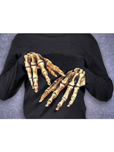 Костяные руки