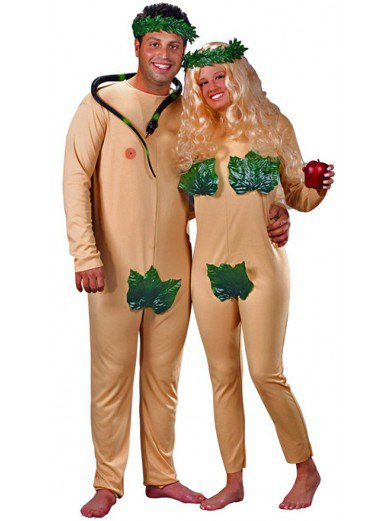 Костюм Адама и Евы