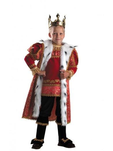 Костюм короля детский
