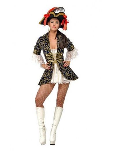 Костюм королевы пиратов