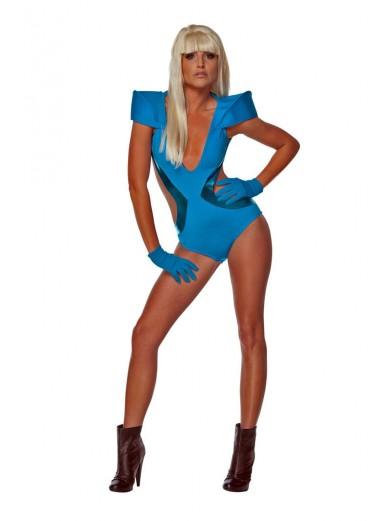 Костюм Леди Гага из Покер Фейс