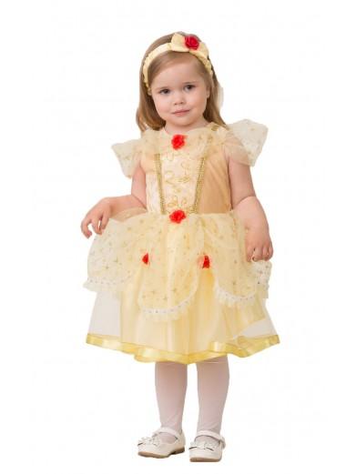 Костюм нежной принцессы Бель фото