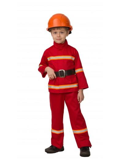 Костюм отважного Пожарника 1 фото