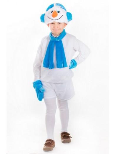 Костюм Снеговичок для ребенка