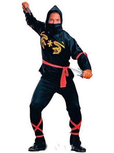 Костюм воина ниндзя