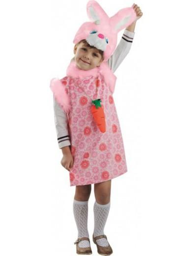 Костюм Зайки Липси розовый