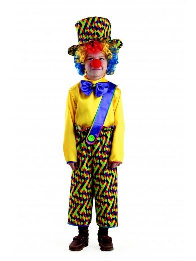 Костюм клоуна Пети фото