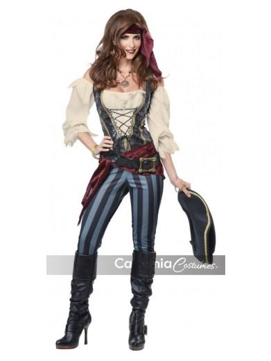Костюм красавицы-пиратки