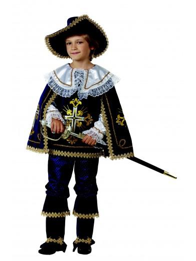 Костюм мушкетера короля