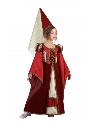 Костюм принцессы Гертруды