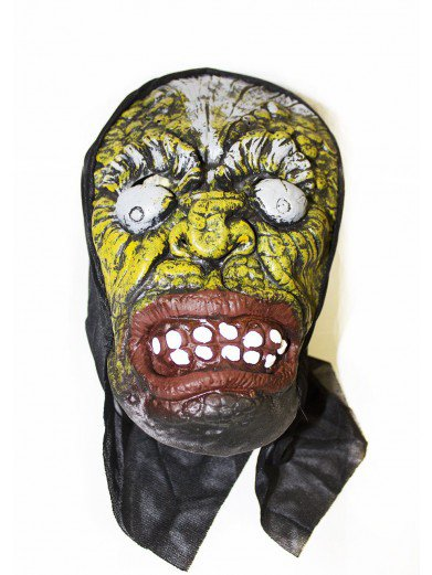 Латексная маска с выпученными глазами фото
