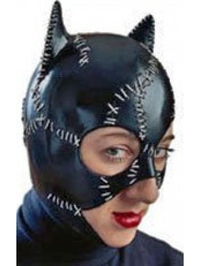 Маска боевой женщины кошки