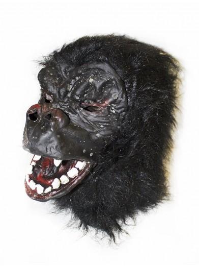 Маска гориллы из латекса фото