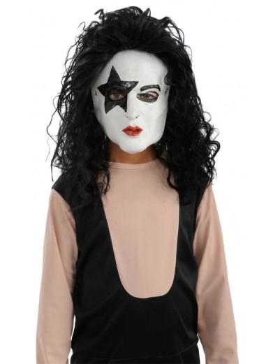 Маска Пола Стэнли Kiss фото