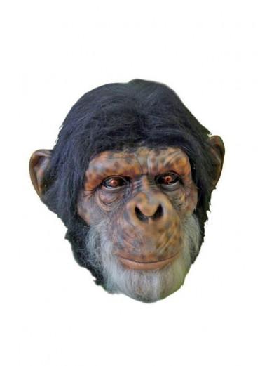 Маска старой шимпанзе