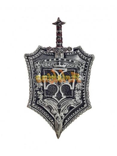 Меч и щит крестоносца