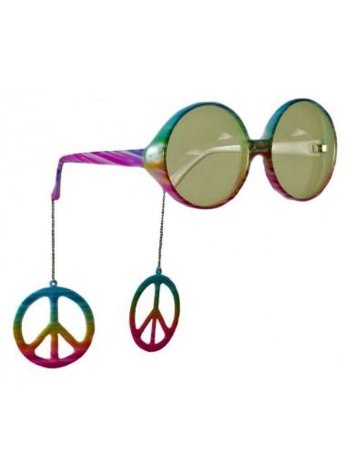 Мульти-очки хиппи
