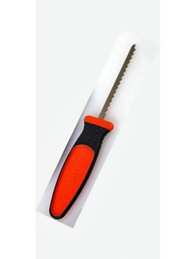 Оранжевый ножик для тыквы