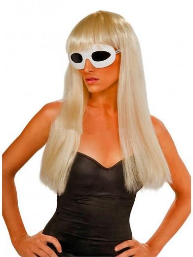 Парик Леди Гага