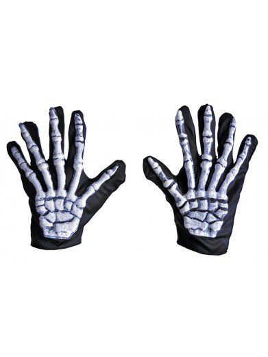 Перчатки для скелета