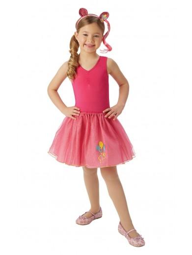 Розовая юбка и ободок Пинки Пай