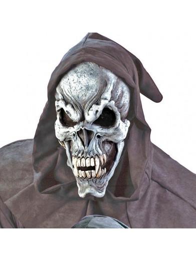 Серая маска Черепа-Вампира