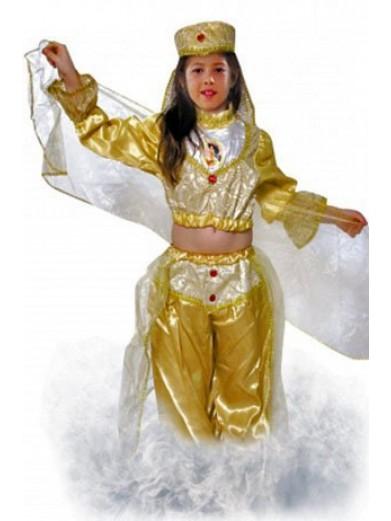Воздушный костюм Шахерезады