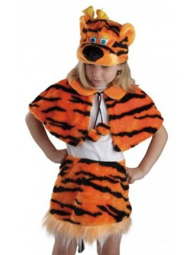 Костюм тигрицы для девочки
