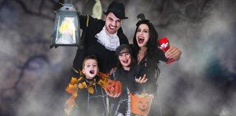 Карнавальные костюмы на Хэллоуин